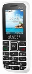 Alcatel  OT 1042D Pure White
