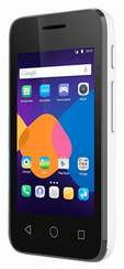 Alcatel  OT 4013D White