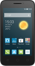 Alcatel  OT 4013D Black