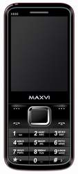 MAXVI X800 Black Red